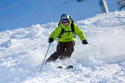 Skiing at Aviemore
