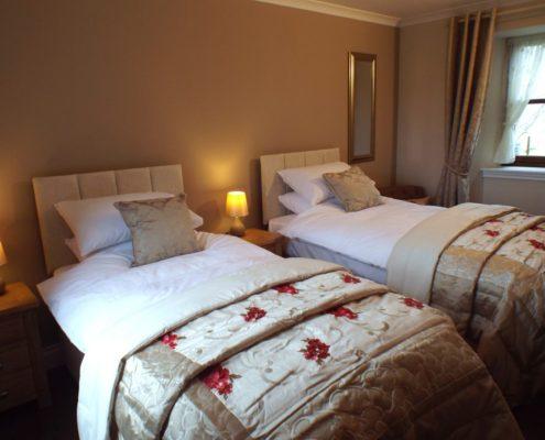 Twin / Kingsize Bedroom (Set up as a twin)